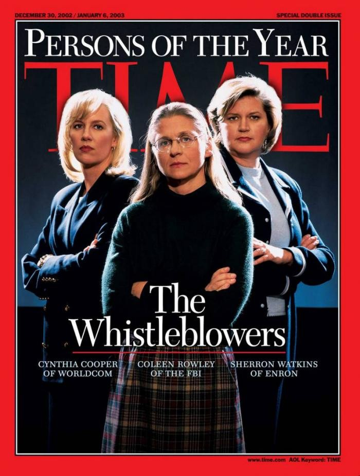 worldcom the story of a whistle blower