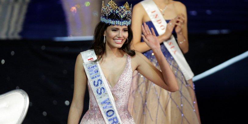 Титул «Мисс мира-2016» достался представительнице Пуэрто-Рико