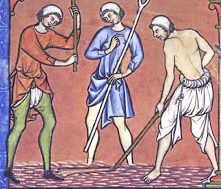 9 интимных фактов из истории о том, ЧТО скрывалось под одеждой у наших предков.
