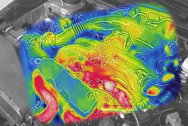 Как долго нагревается двигатель автомобиля?
