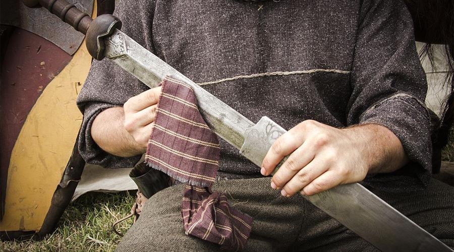 7 видов древнего оружия, которое стало легендарным