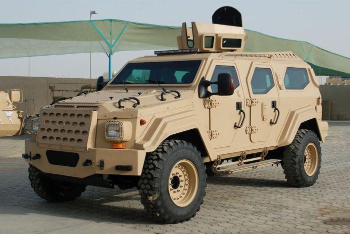 Специальные машины полиции