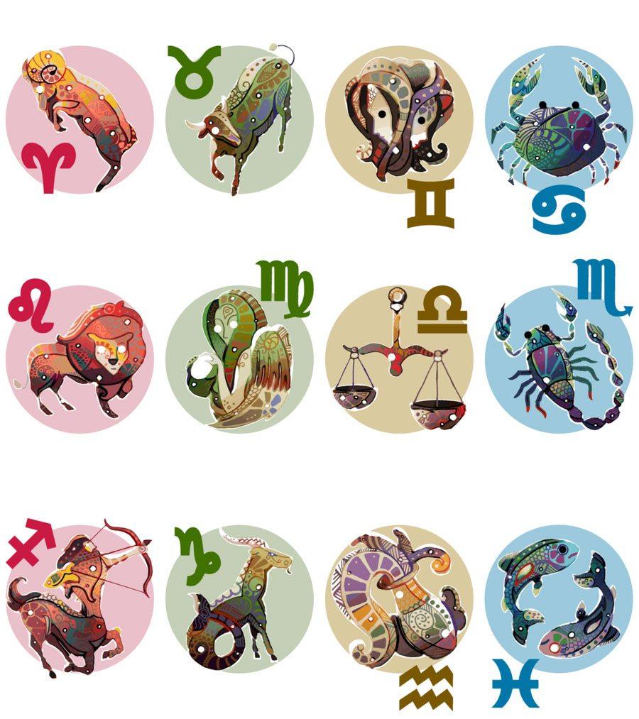 Каким одним словом можно описать каждый знак Зодиака