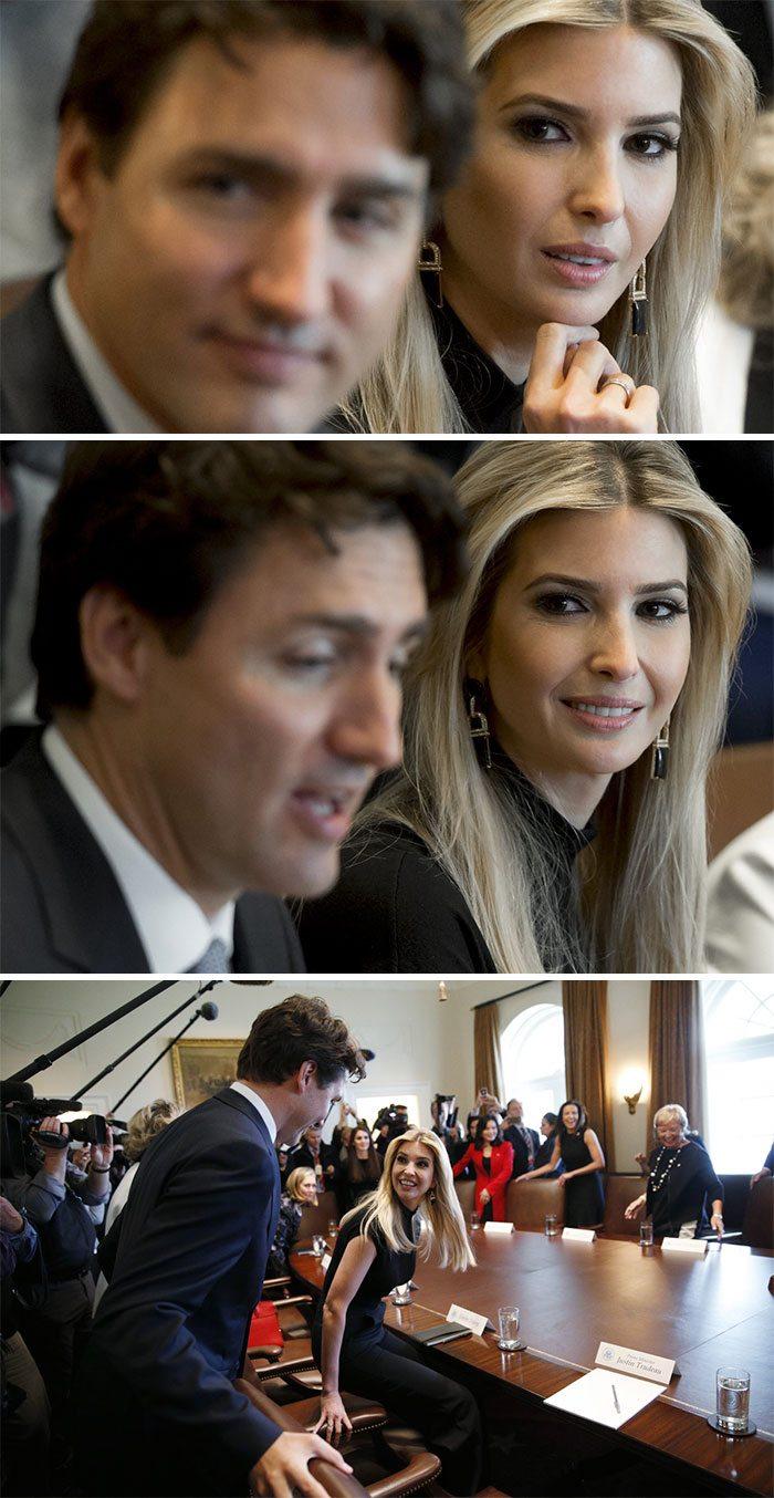 Все любят премьер-министра Канады