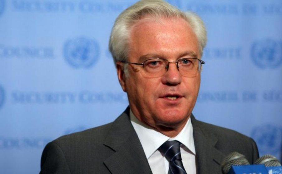 Умер постоянный представитель России в ООН Виталий Чуркин