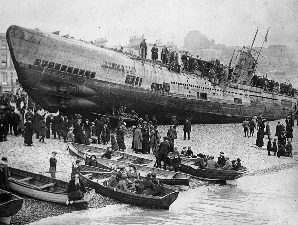 британская подводная лодка т второй мировой