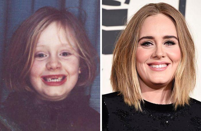 Редкие детские фото знаменитостей