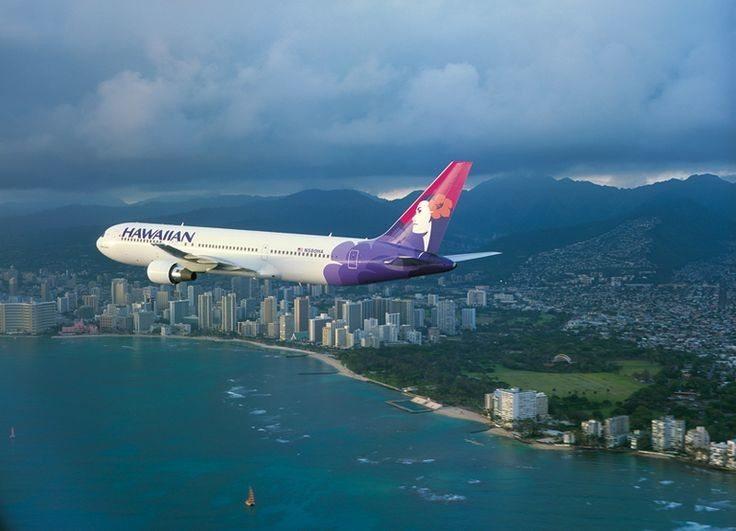 Летевший в Гонолулу самолёт приземлился в Лос-Анджелесе из-за пассажира, не оплатившего одеяло