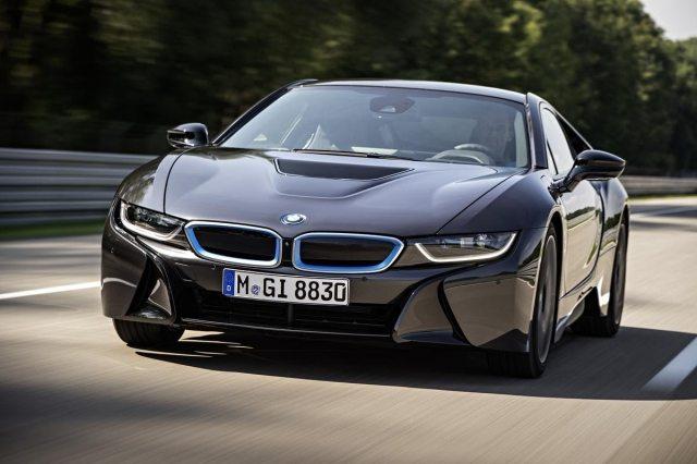 Немецкое Производство Автомобилей BMW i8
