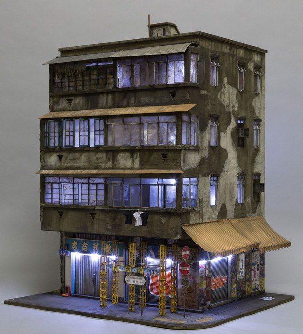 Модели современных городских домов.