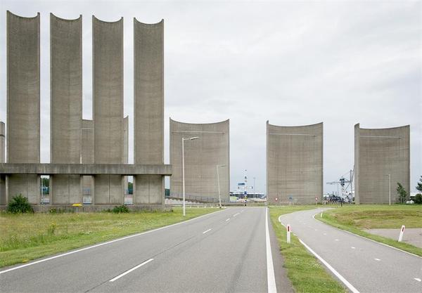 Rozenburg Windwall - Ветровая стена Розенбурга
