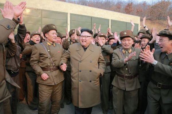 В КНДР тоже умеют веселиться