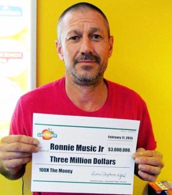Победитель лотереи, вложивший деньги в метамфетамин, получил 21 год тюрьмы