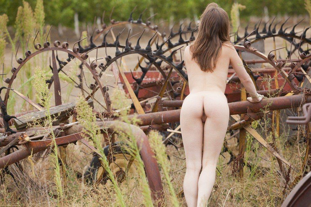 познакомиться с девушкой из сельской местности
