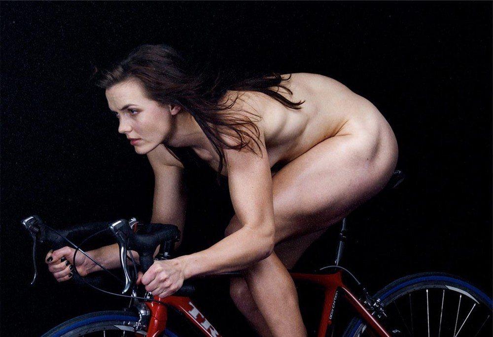 Naked Girls On Bikes