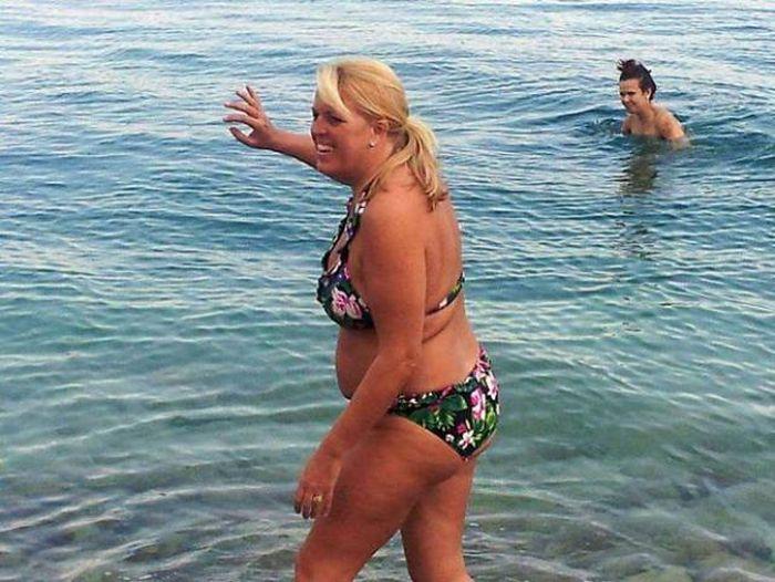 Британка Шарон Перкинс не может остановиться и постоянно увеличивает свою грудь