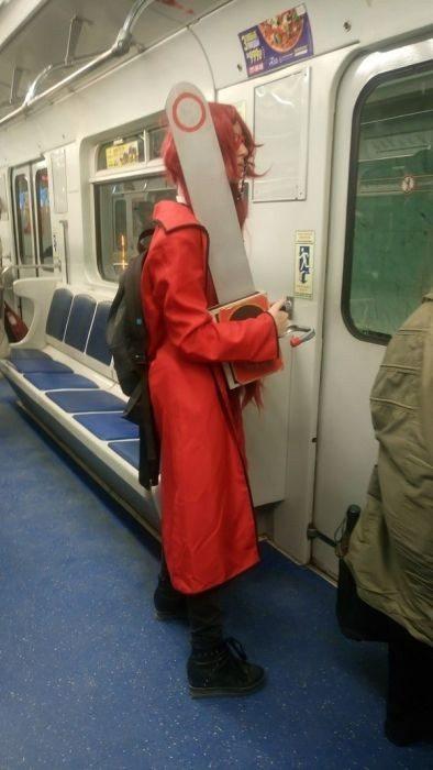 Модники метро