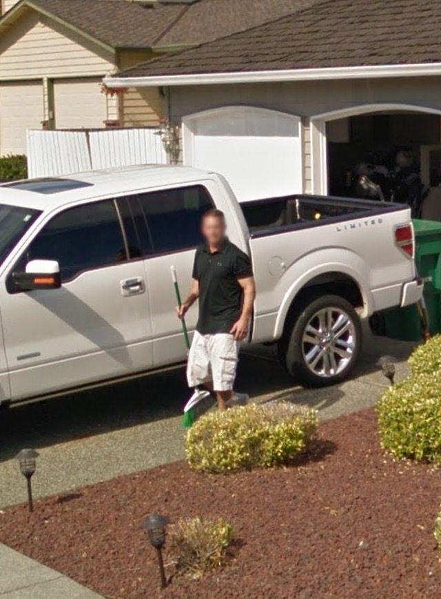 Когда увидел Google Car
