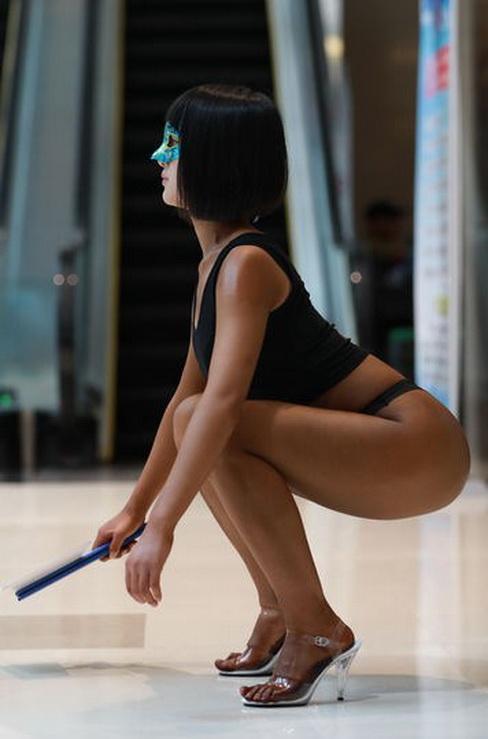 В Китае выбирают свою Мисс Бум Бум