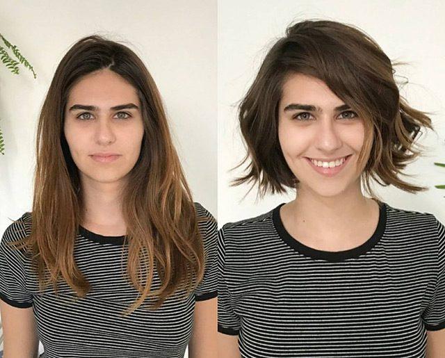 Как сделать так чтобы короткие волосы были пышными