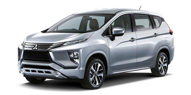 У Mitsubishi появился минивэн-кроссовер.