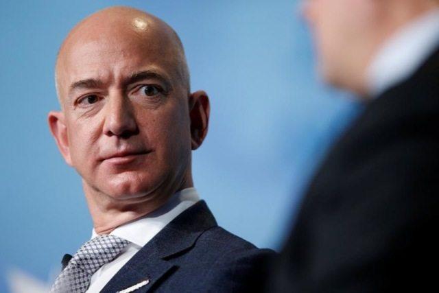 Глава Amazon пробыл самым богатым человеком в мире не более суток