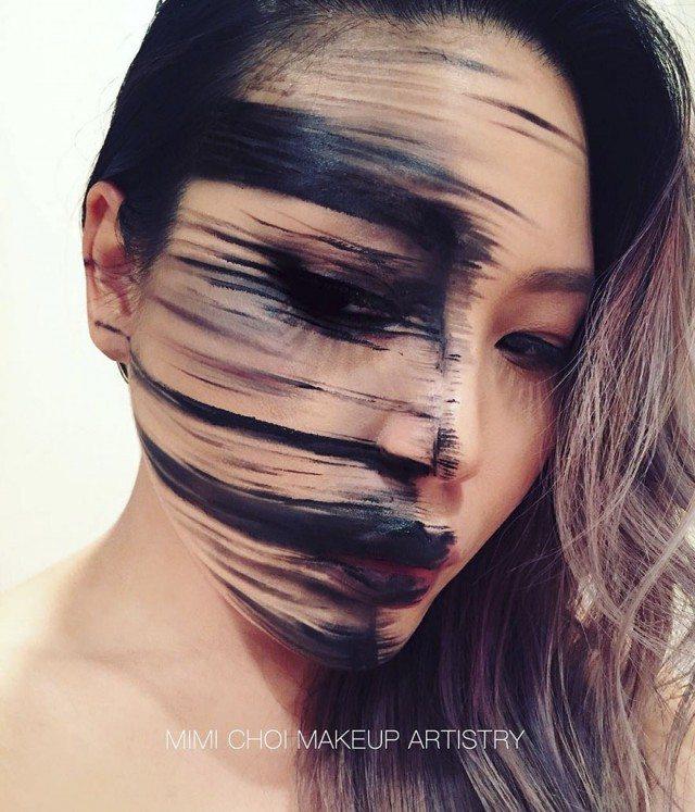 Макияж от Мими Чой