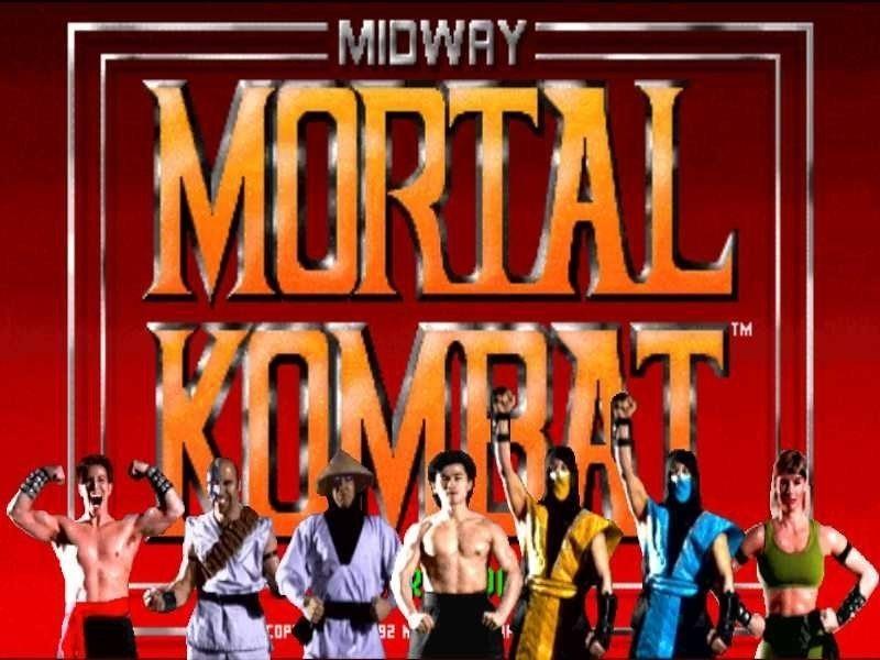 Mortal Kombat - 25 лет!