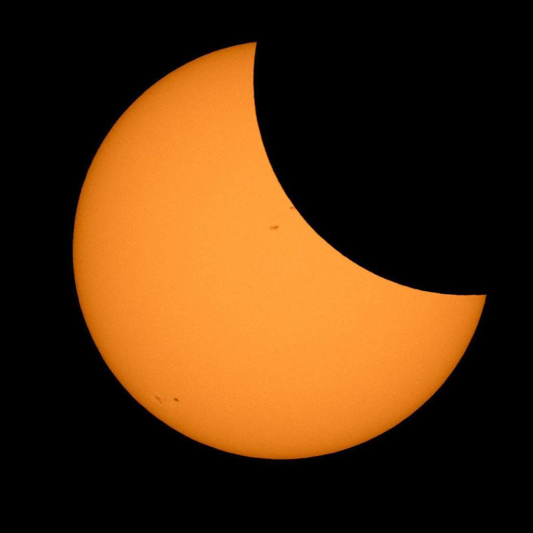 Одно из крупнейших астрономических событий десятилетия на детальных снимках.