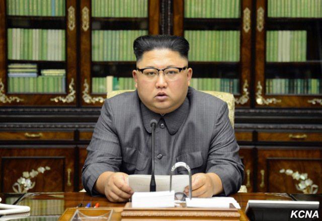 Ким Чен Ын назвал слова Трампа об уничтожении КНДР объявлением войны