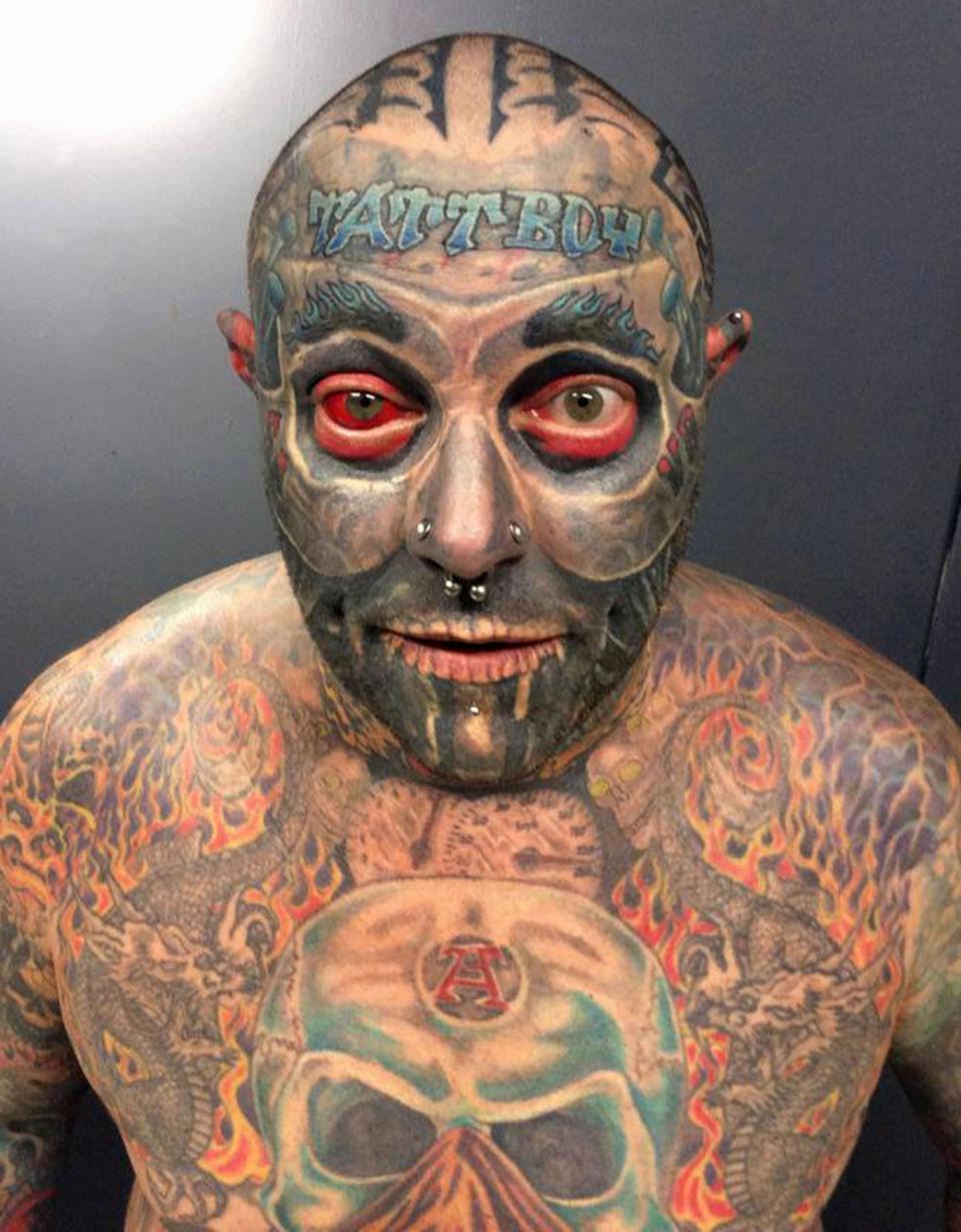 Фото татуированных хуев деревенской