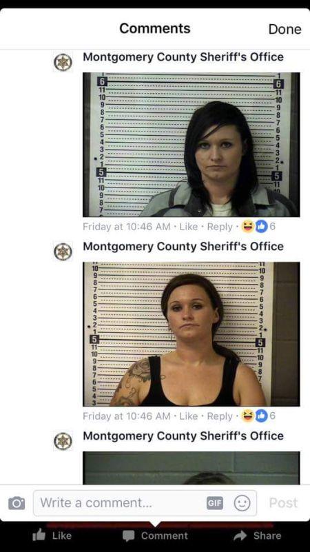 Полицейские предложили разыскиваемой выбрать понравившейся ей снимок