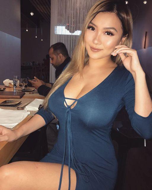 Vk горячая азиатка