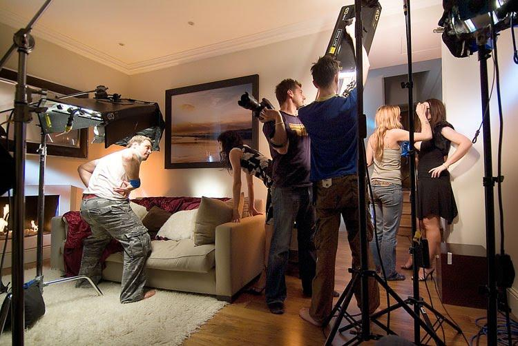Индустрии взрослого кино: взгляд изнутри