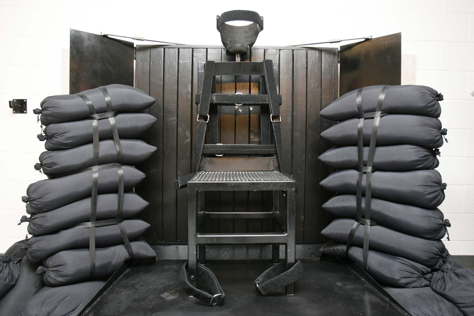 Современные виды смертной казни