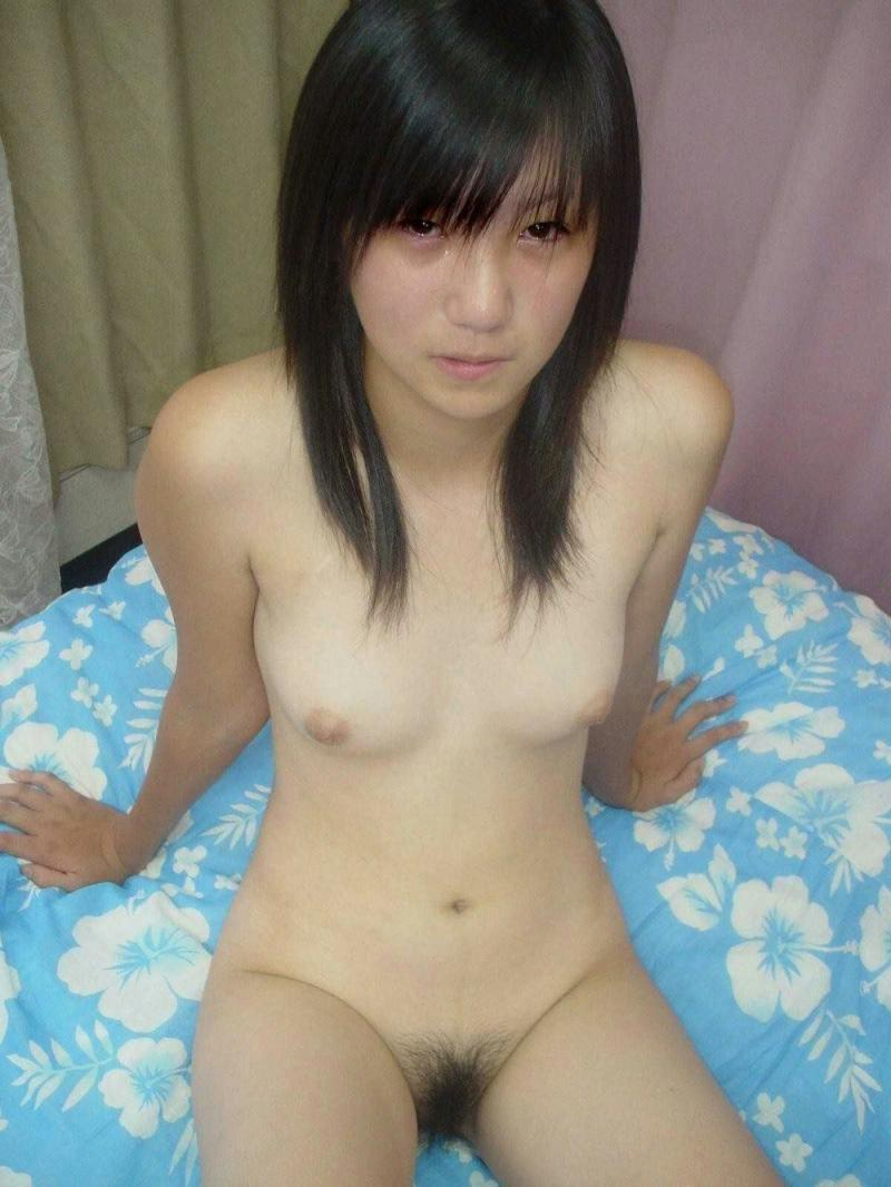 Crying nude japanese sexy