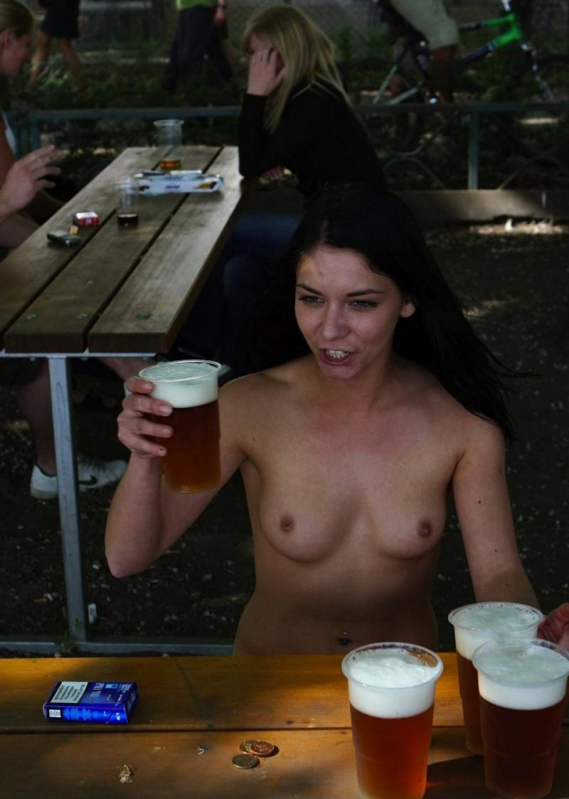 Beer fest candace smith nude