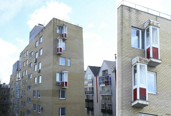 кажется, самые необычные балконы фото потом помощью новых
