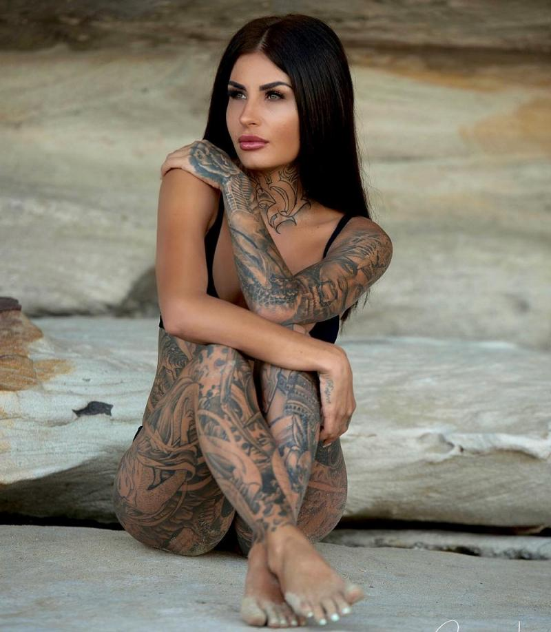 Laurence Alternative Girls Tattoo Women Tattoos Eporn 1