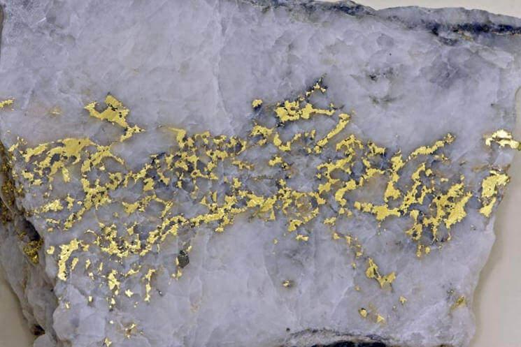 Золото как природный ресурс