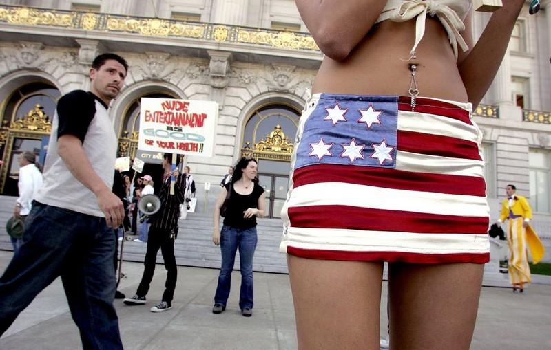 Странные законы о сексе, действующие в США